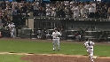 Nix &#039;s three-run homer
