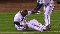 Betancourt's injury