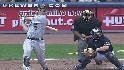 Mauer&#039;s RBI double