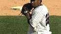 Dotel&#039;s two scoreless innings