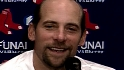 Smoltz on first Red Sox start