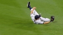 Damon&#039;s sliding catch