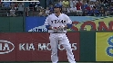 Saltalamacchia&#039;s two-run double