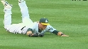 Sweeney's diving catch