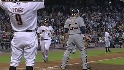 Berkman's two-run double
