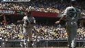 Lopez&#039;s two-run double