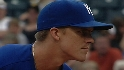 Greinke gets his 10th win