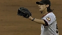 Lincecum&#039;s complete-game shutout
