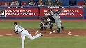 Upton&#039;s leadoff blast