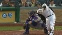 Sanchez&#039;s RBI single