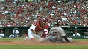 Pujols&#039; nice play
