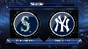 Recap: SEA 5, NYY 8