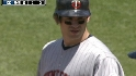Mauer's RBI single