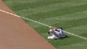 Bay's sliding catch