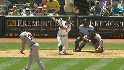 Giambi&#039;s two-run shot