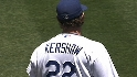 Kershaw&#039;s stellar outing