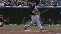 Castro&#039;s three-run shot