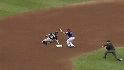 Sowers picks off Podsednik
