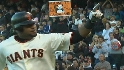 Sandoval&#039;s two-run smash