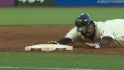 Sandoval&#039;s RBI triple