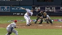 Morneau's RBI ties it