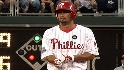 Victorino's big night