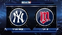 Recap: NYY 10, MIN 2