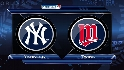 Recap: NYY 6, MIN 4