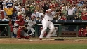 Victorino&#039;s two-run single