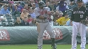 Escobar&#039;s RBI triple