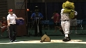 Mascot Home Run Derby