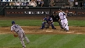 Johnson&#039;s two-run shot