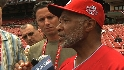 Ozzie Smith on Futures Game