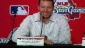 Halladay addresses trade rumors