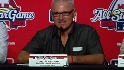 Maddon announces the AL lineup