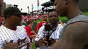 Hanley interviews Tejada