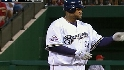 Fielder&#039;s RBI double