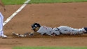 Granderson&#039;s triple