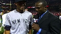 Mariano talks with Harold