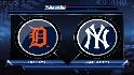 Recap: DET 1, NYY 2