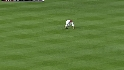 Rasmus&#039; diving catch