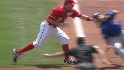 Zimmerman's wild double play