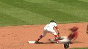 Franklin induces double play