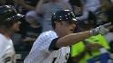 Konerko's three-run blast