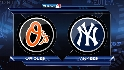 Recap BAL 1, NYY 2