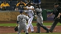 Benches clear in Pittsburgh