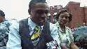 Granderson on the Red Carpet