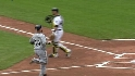 Hall's RBI double