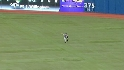 Gimenez&#039;s diving catch