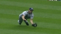 Kapler's diving catch